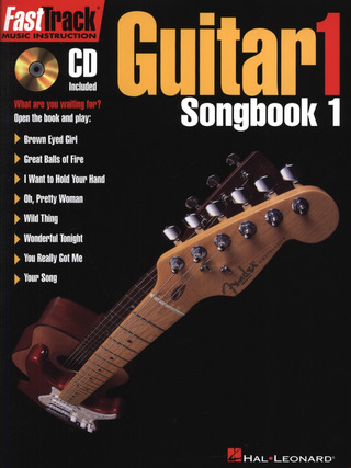FastTrack Guitar 1 – Songbook 1