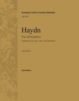 Joseph Haydn: The Seasons Hob. XXI:3
