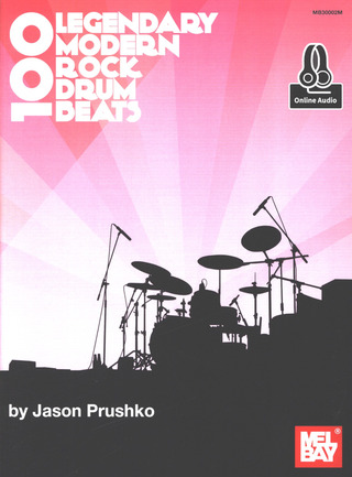 Jason Prushko: 100 Legendary Modern Rock Drum Beats