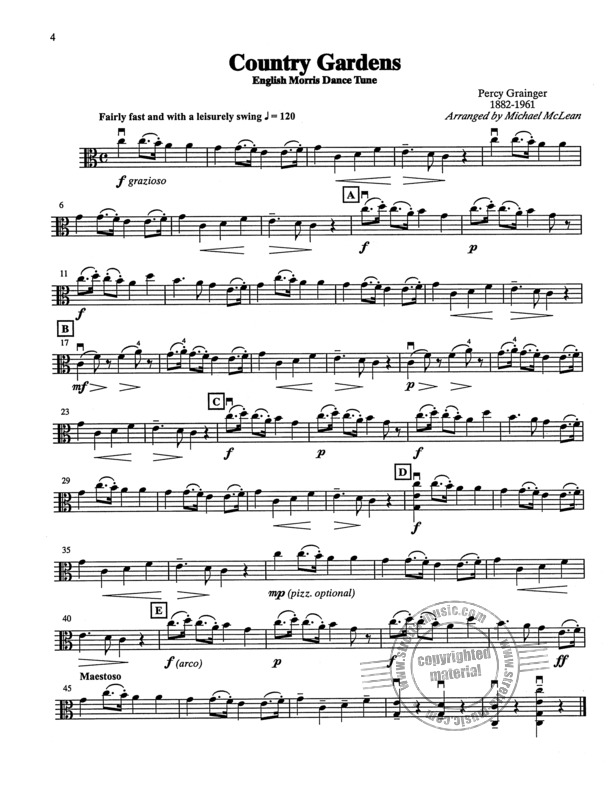 Solos for Young Violists 1 (4)