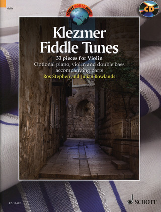 Ros Stephen: Klezmer Fiddle Tunes