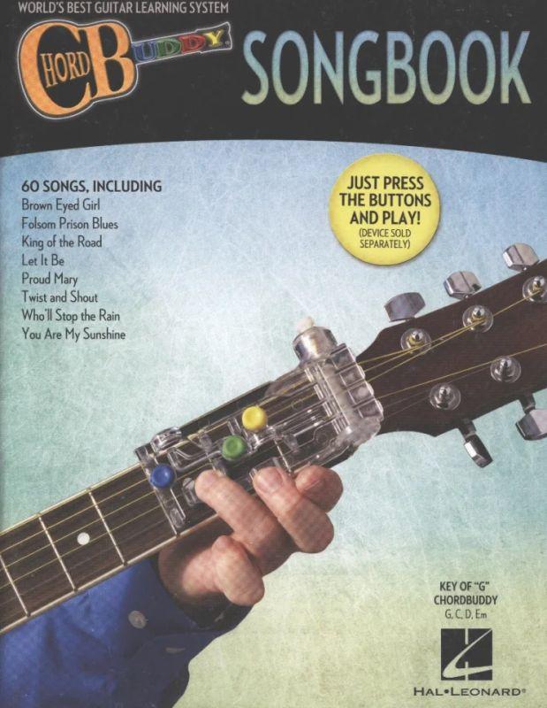 ChordBuddy Guitar Method Song Learn to Play Present Guitar SHEET MUSIC BOOK