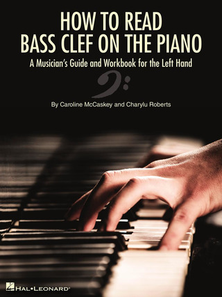 Charylu Roberts et al.: How to Read Bass Clef on the Piano