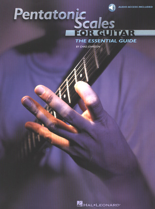 Chad Johnson: Pentatonic Scales for Guitar