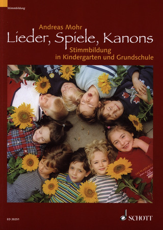 Andreas Mohr: Lieder, Spiele, Kanons