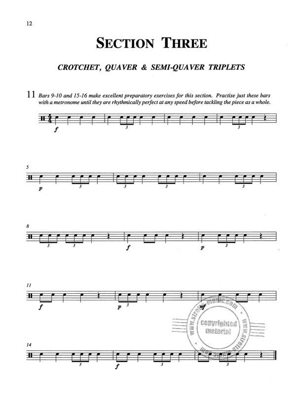 Keith Bartlett: 50 More Short Pieces For Snare Drum (2)