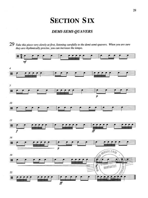 Keith Bartlett: 50 More Short Pieces For Snare Drum (3)