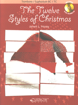 James L. Hosay: The 12 Styles Of Christmas
