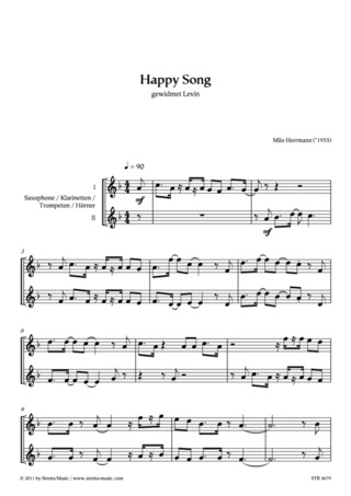 Milo Herrmann: Happy Song