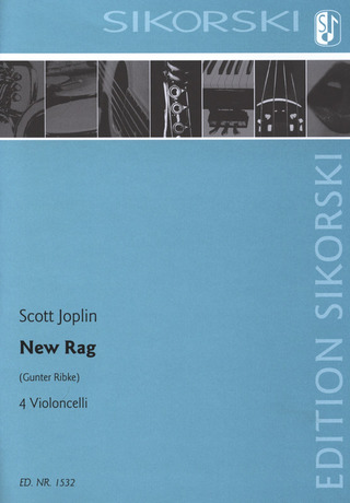 Scott Joplin: New Rag