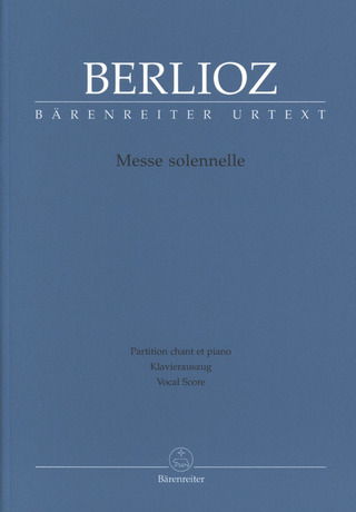Hector Berlioz: Messe solennelle Hol 20