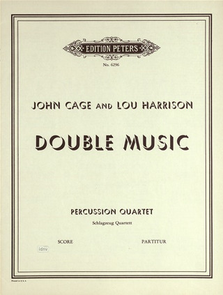 John Cage: Double Music