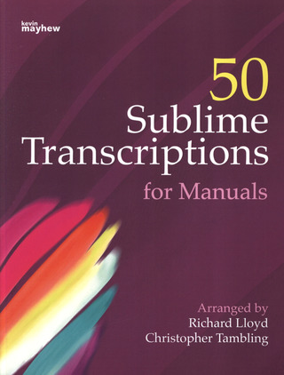 50 Sublime Transcriptions for Manuals