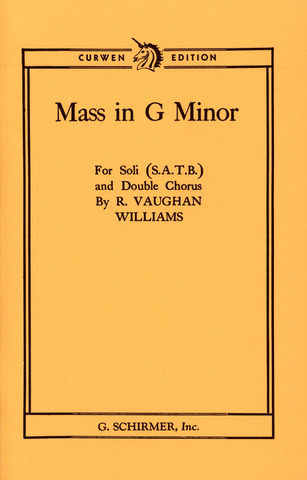 Ralph Vaughan Williams: Mass In G-Moll