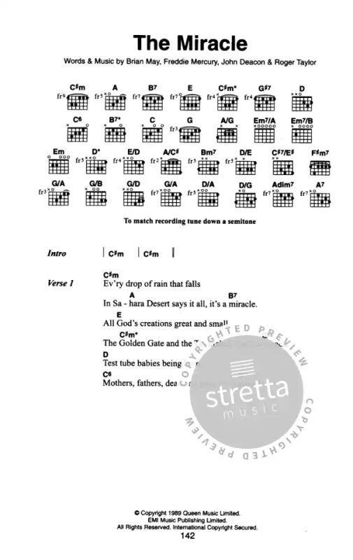 The Little Black Songbook – Queen from Queen | buy now in