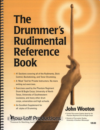 John Wooten: The Drummer's Rudimental Reference Book