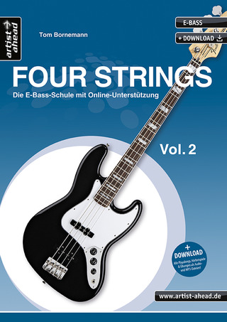 Tom Bornemann: Four Strings 2