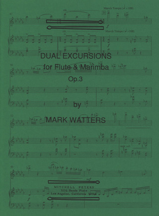 Mark Watters: Dual excursions