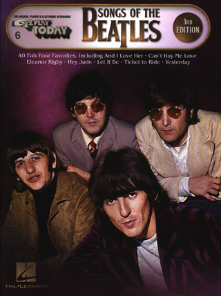 E-Z Play Today 6: The Beatles - 3rd Edition