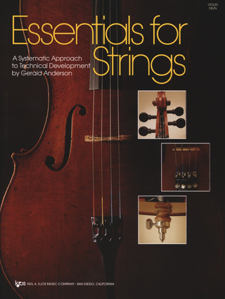 Gerald Anderson: Essentials for Strings