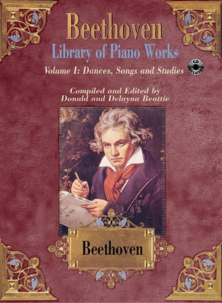 Ludwig van Beethoven: Library Of Piano Works 1