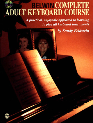 Sandy Feldstein: Belwin Complete Adult Keyboard Course