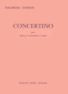 Jean-Michel Damase: Concertino