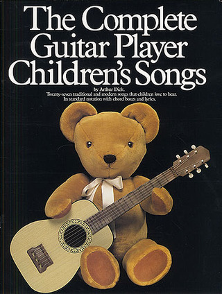 Complete Guitar Player Children's Songs