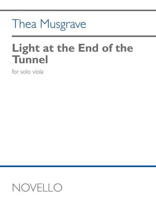 Thea Musgrave: Light at the End of the Tunnel