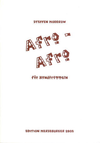 Steffen Moddrow: Afro-Afro