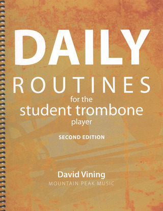David Vining: Daily routines