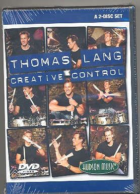 Lang Thomas: Creative Control German & English Language (Lang T) 2 Dvd Set
