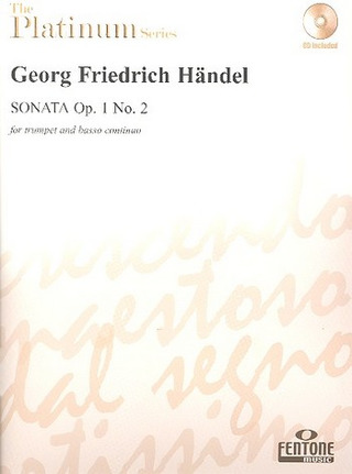 Georg Friedrich Haendel: Sonata in G Minor op. 1/2