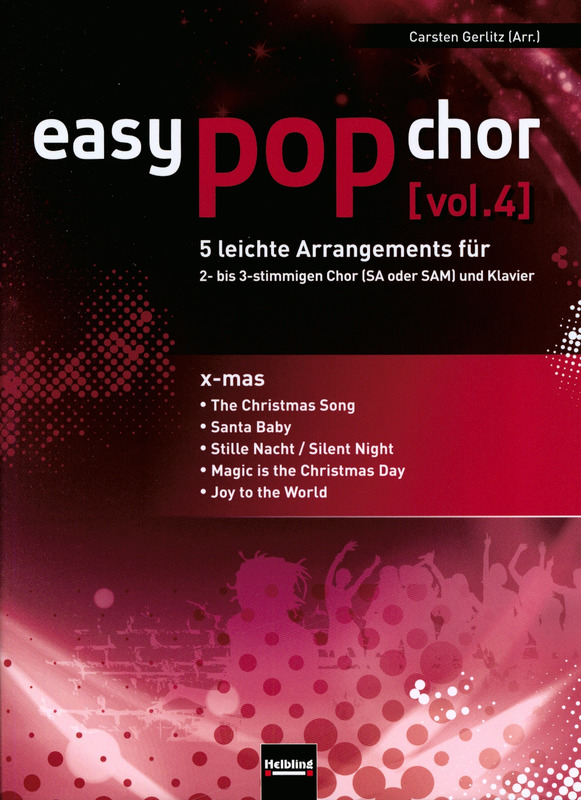easy pop chor 4: X-Mas