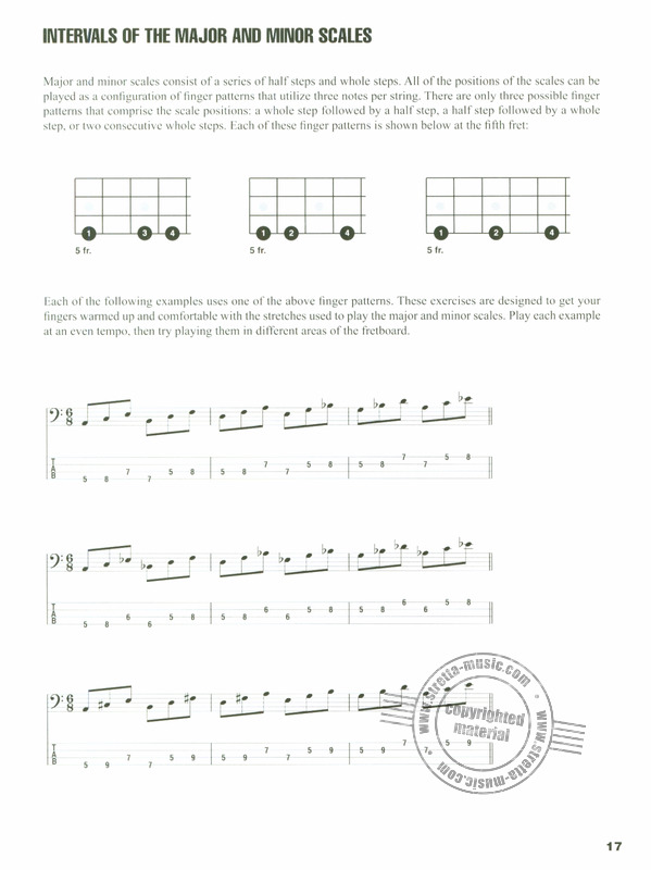 Steve Gorenberg: Warm-Up Exercises For Bass Guitar (2)