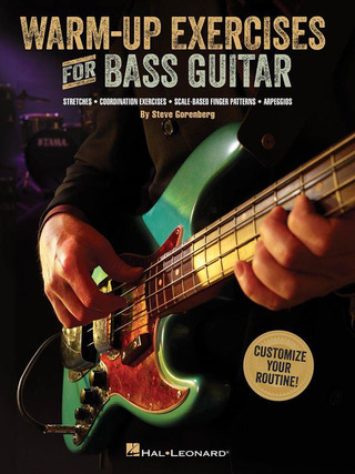 Steve Gorenberg: Warm-Up Exercises For Bass Guitar