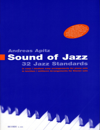 Apitz, Andreas: Sound Of Jazz - 32 Jazz Standards