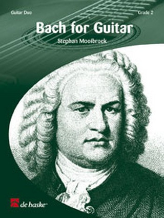 Mooibroek S.: Bach For Guitar