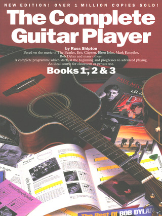 Russ Shipton: Complete Guitar Player Omnibus Edition