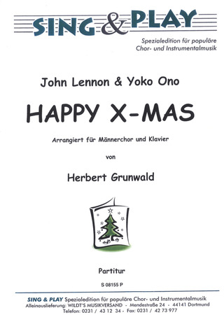 John Lennon et al.: Happy Xmas (War Is Over)