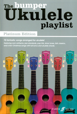 The Bumper Ukulele Playlist: Platinum