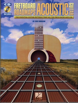Fred Sokolow: Fretboard Roadmaps - Acoustic Guitar