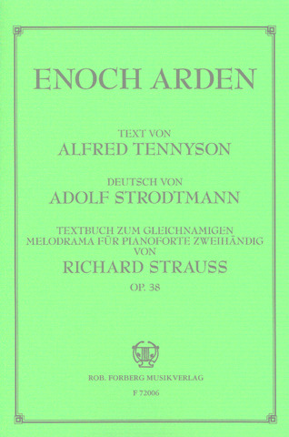 Richard Strauss: Enoch Arden op.38