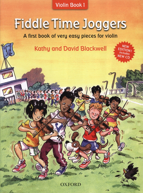 David Blackwell m fl.: Fiddle Time Joggers