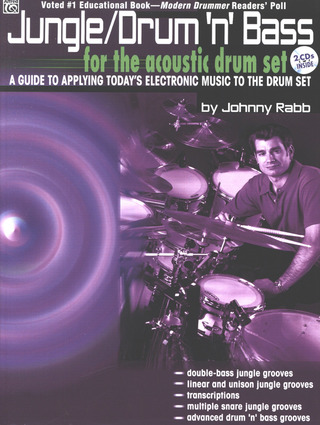 Johnny Rabb: Jungle/ Drum 'n' Bass