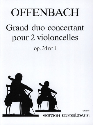 Jacques Offenbach: Grand Duo concertant
