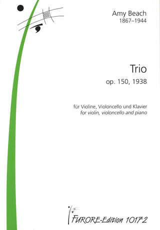 Amy Beach: Trio op.150