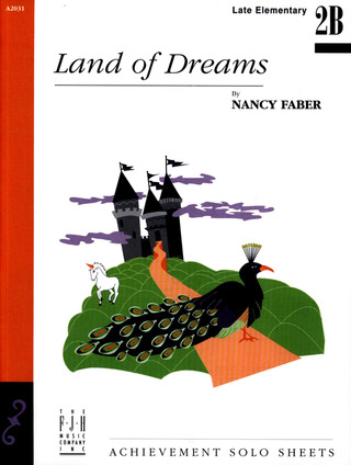 Nancy Faber: Piano Adventures 2B – Land of Dreams