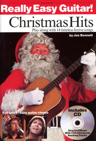 Joe Bennett: Really Easy Guitar Christmas Hits