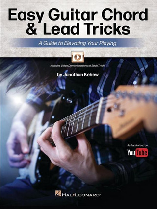 Jonathan Kehew: Easy Guitar Chord & Lead Tricks